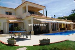 Large 4-bedroom villa at a immaculately kept golf resort...